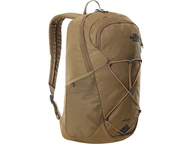 The North Face Rodey Plecak, brązowy/oliwkowy